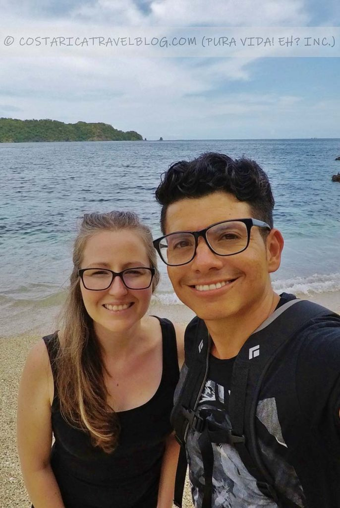 Nikki and Ricky; Playa Conchal