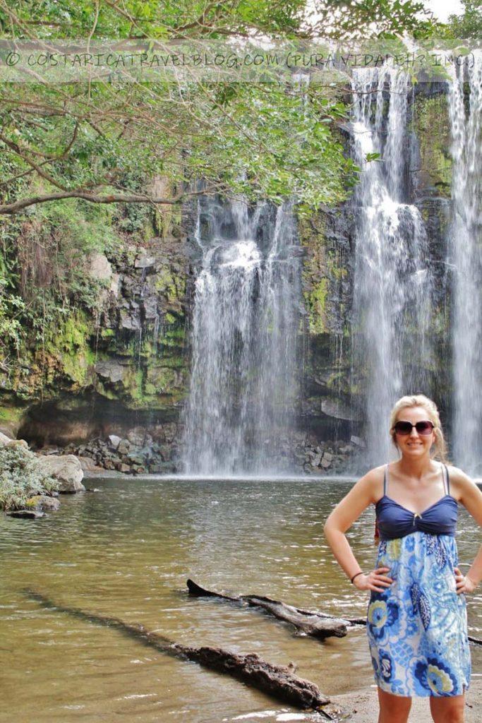 Nikki; Llanos del Cortes Waterfall