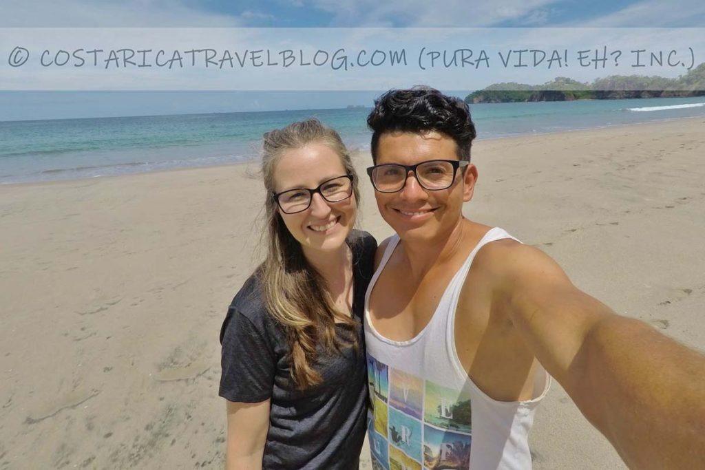 Nikki and Ricky; Playa Flamingo