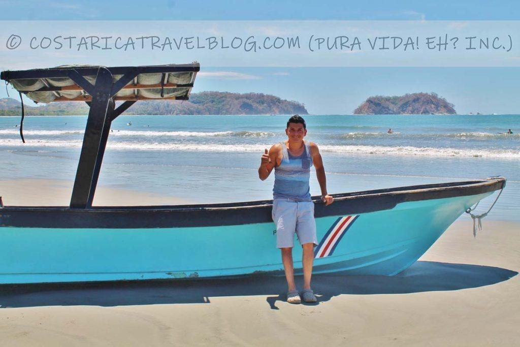 Ricky; Playa Samara