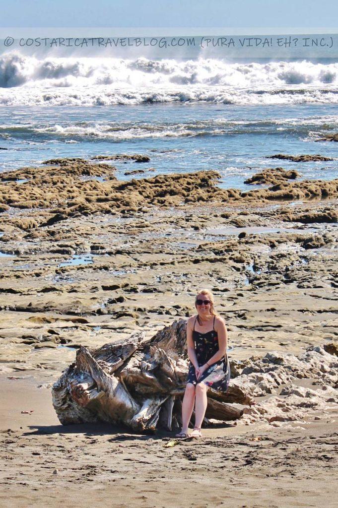 Nikki; Playa Ostional, Ostional Wildlife Refuge