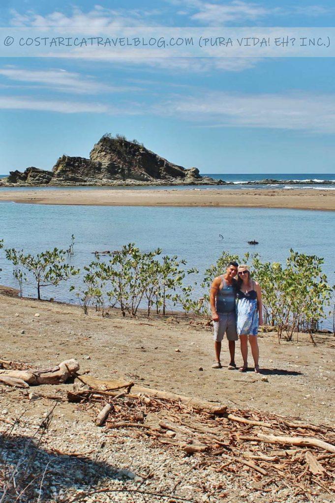 Ricky and Nikki; Playa Buena Vista
