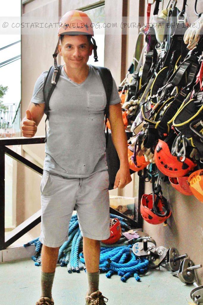 Ricky; Sky Trek Canopy Tour Monteverde
