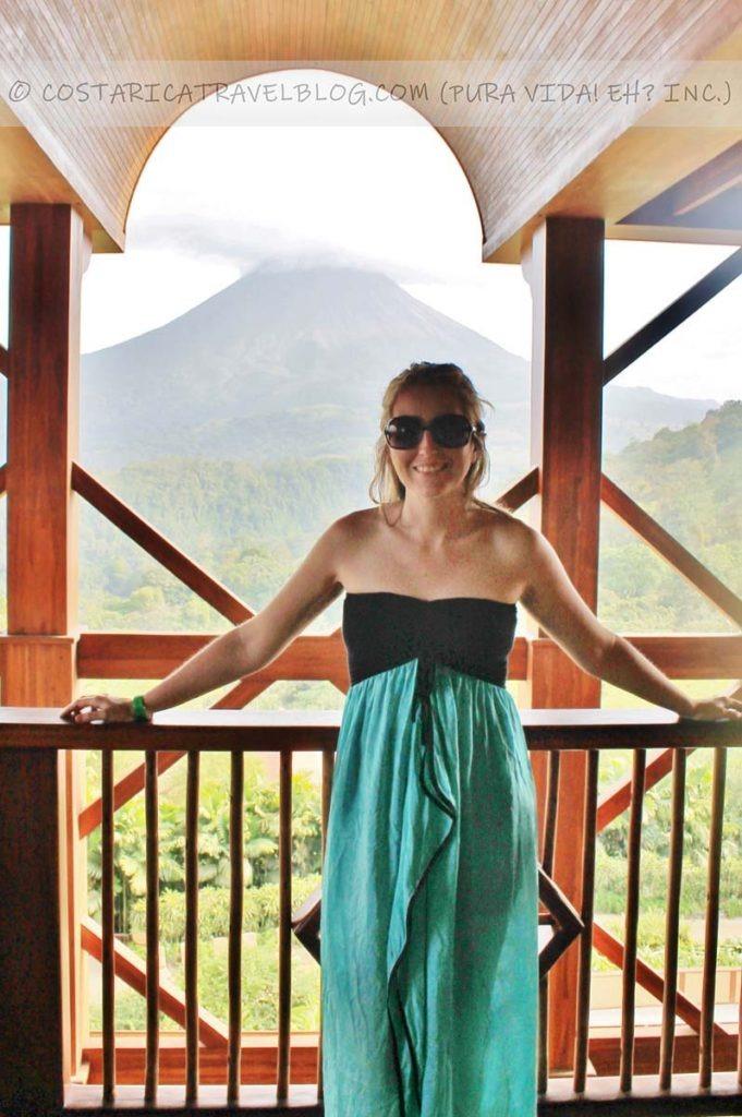 Nikki; Springs Resort, La Fortuna