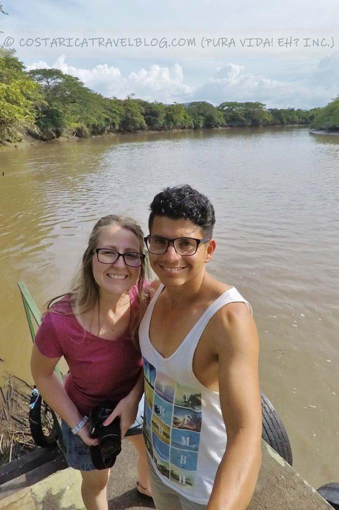 Nikki and Ricky; Rio Tempisque