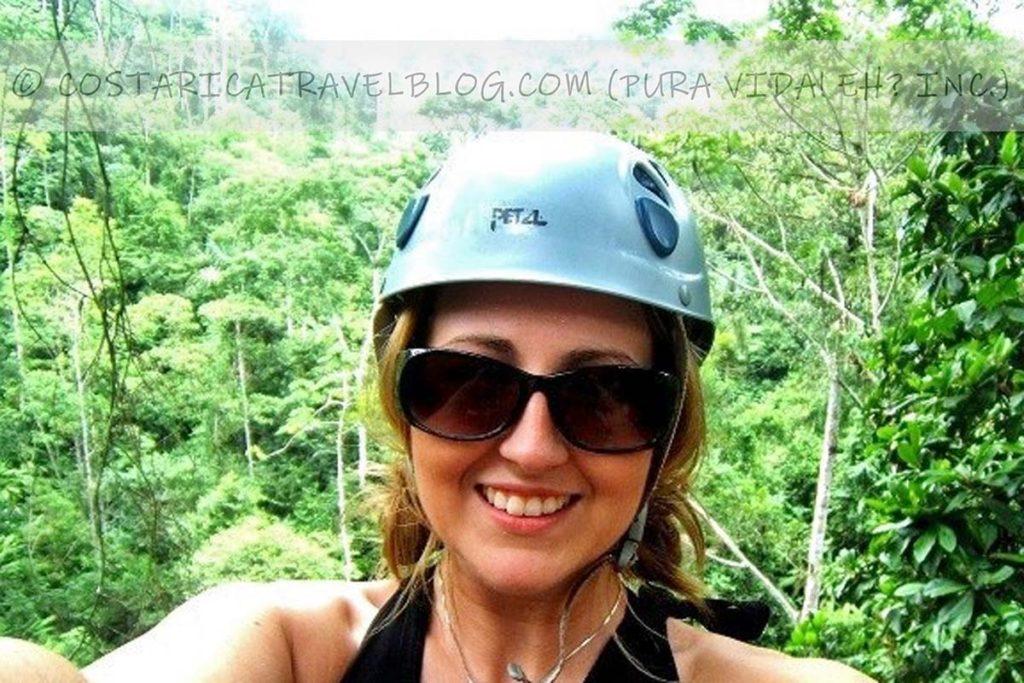 Nikki; Terraventuras Canopy Tour, Puerto Viejo