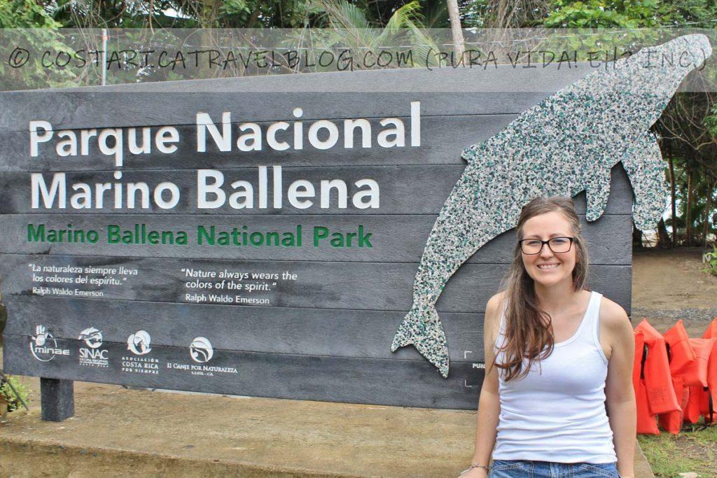 Nikki, Marino Ballena National Park