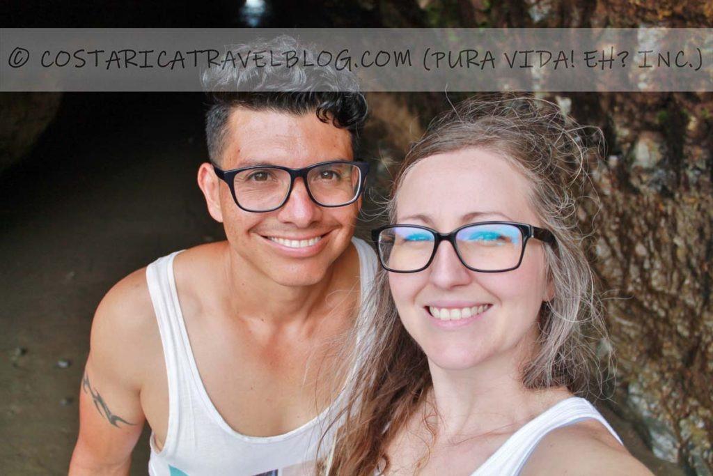 Ricky and Nikki; Playa Ventanas