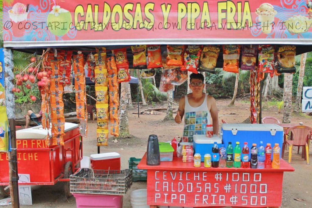 Ricky; Playa Ventanas