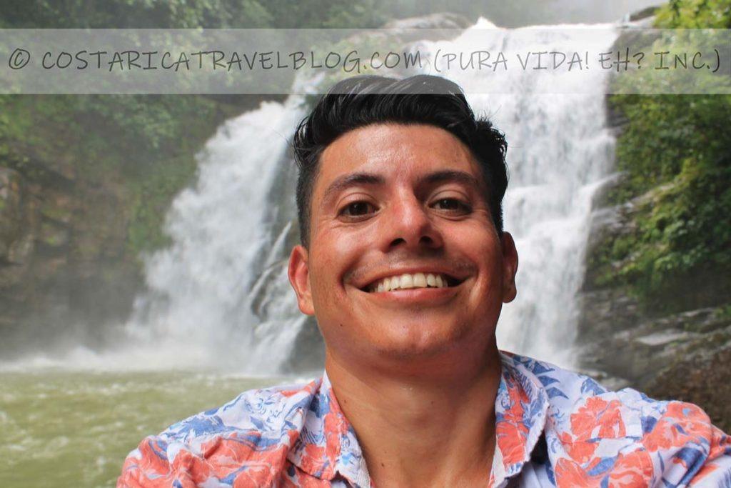 Ricky; Nauyaca Waterfalls