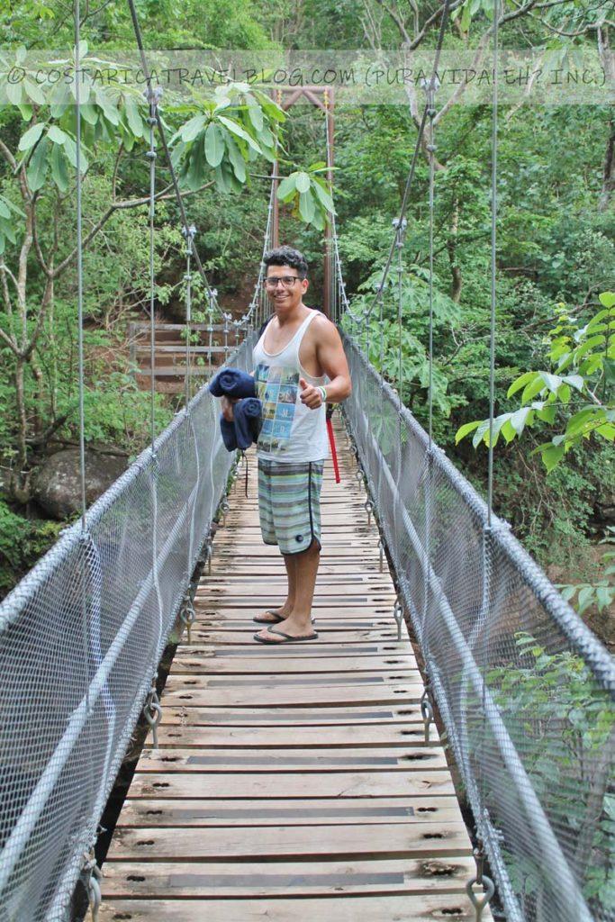 Ricky; Rio Negro Hot Springs