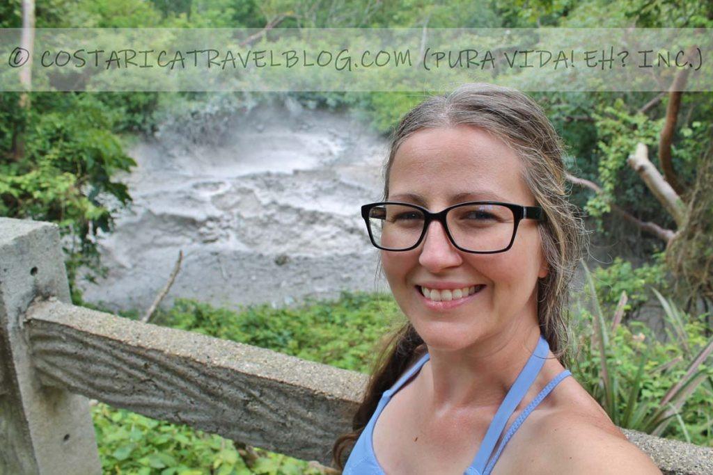 Nikki; Rincon de la Vieja National Park