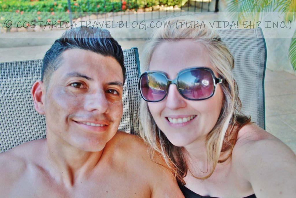 Ricky and Nikki; Hotel Leyenda, Carrillo