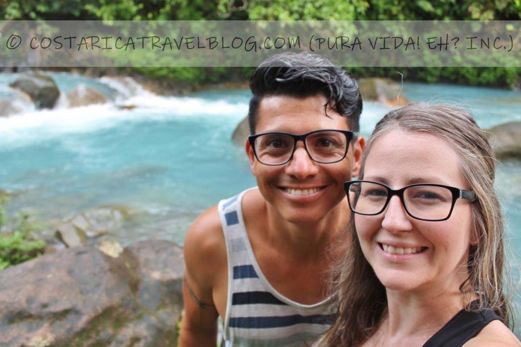 Ricky and Nikki; Rio Celeste, Rio Celeste Hideaway Hotel