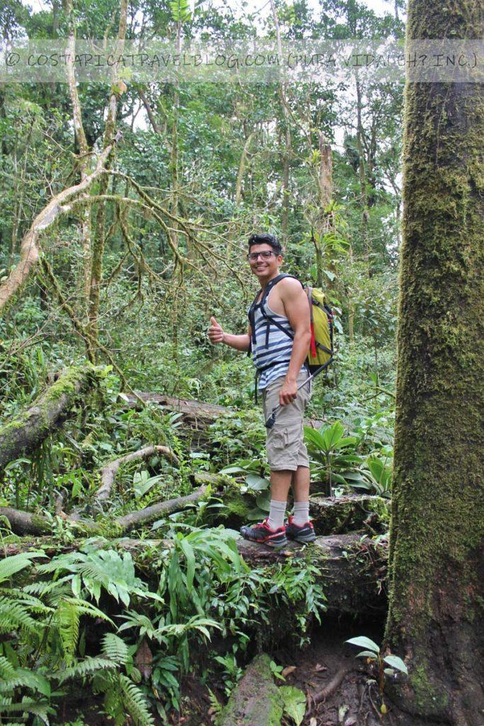 Ricky; Rincon de la Vieja National Park