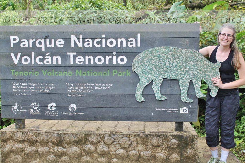 Nikki; Tenorio Volcano National Park
