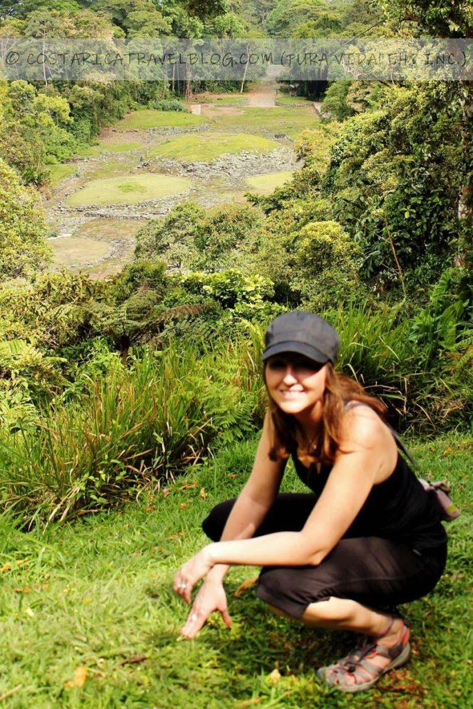 Nikki; Guayabo National Monument