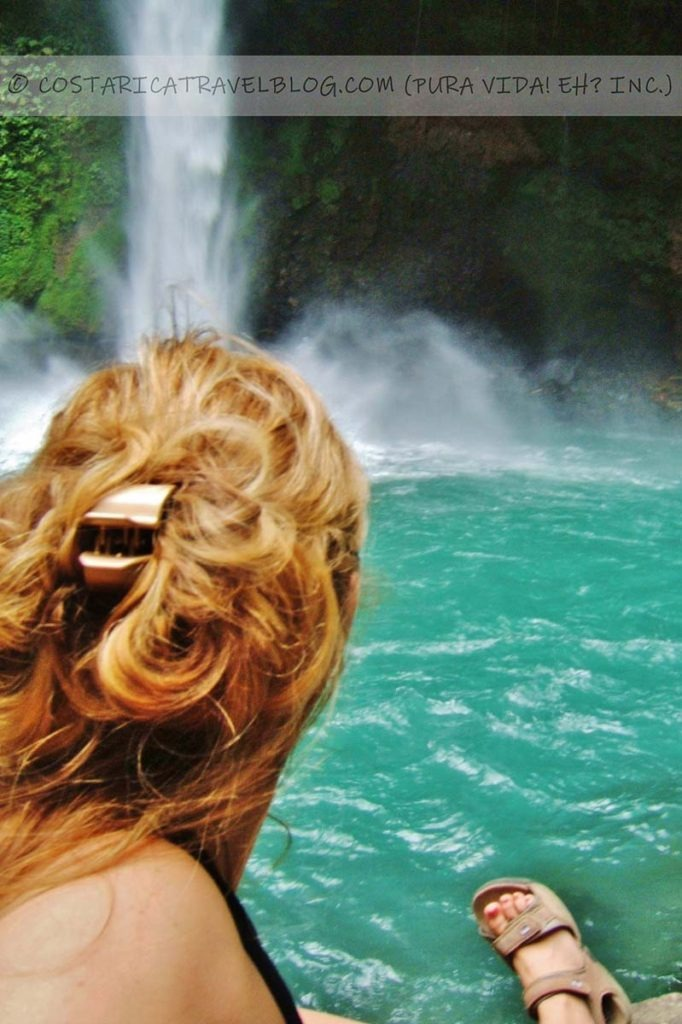 Nikki; Rio Fortuna Waterfall