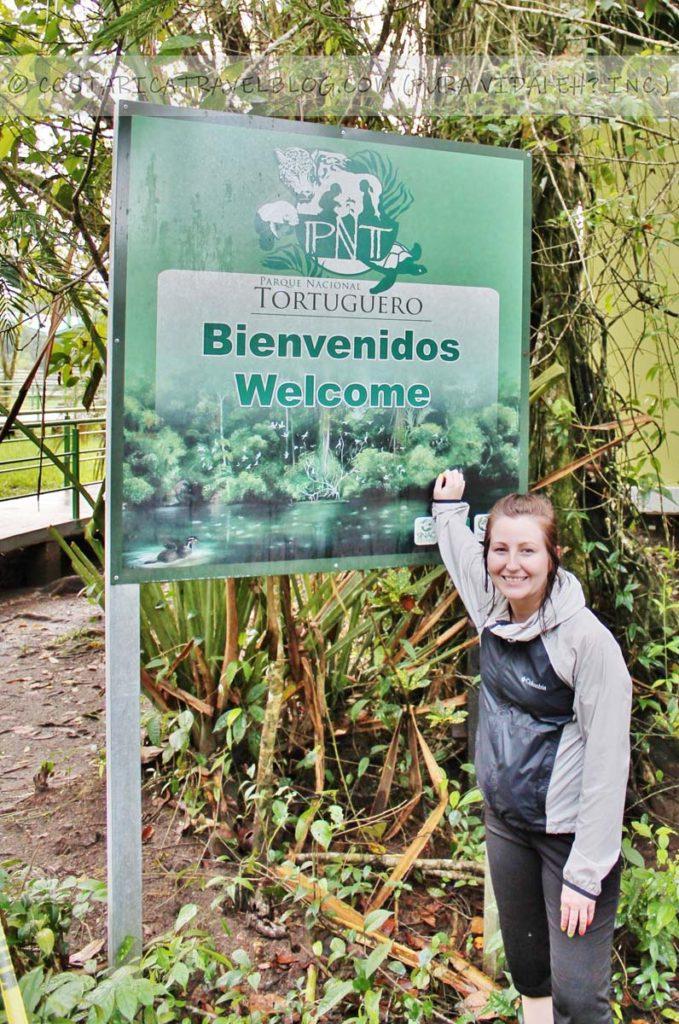 Nikki; Tortuguero National Park