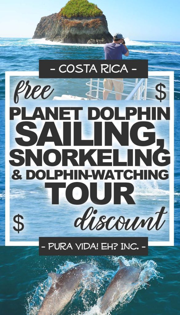 DISCOUNT: Sunset Sailing, Snorkeling, and Dolphin Watching Tour – Adult (From Manuel Antonio / Operated by Planet Dolphin)